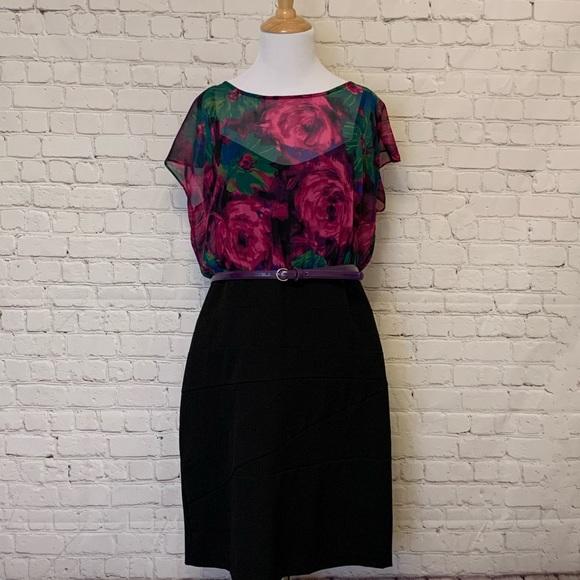 AB Studio Dresses & Skirts - AB Studio Floral Dress